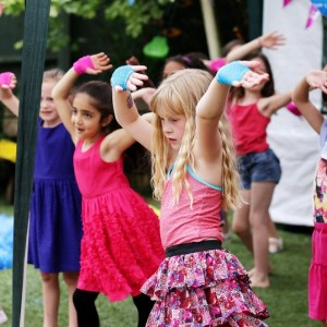 funky dance birthday parties