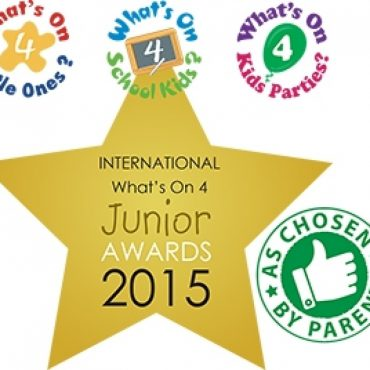 Vote for us in the What's on For Juniors Awards 2015